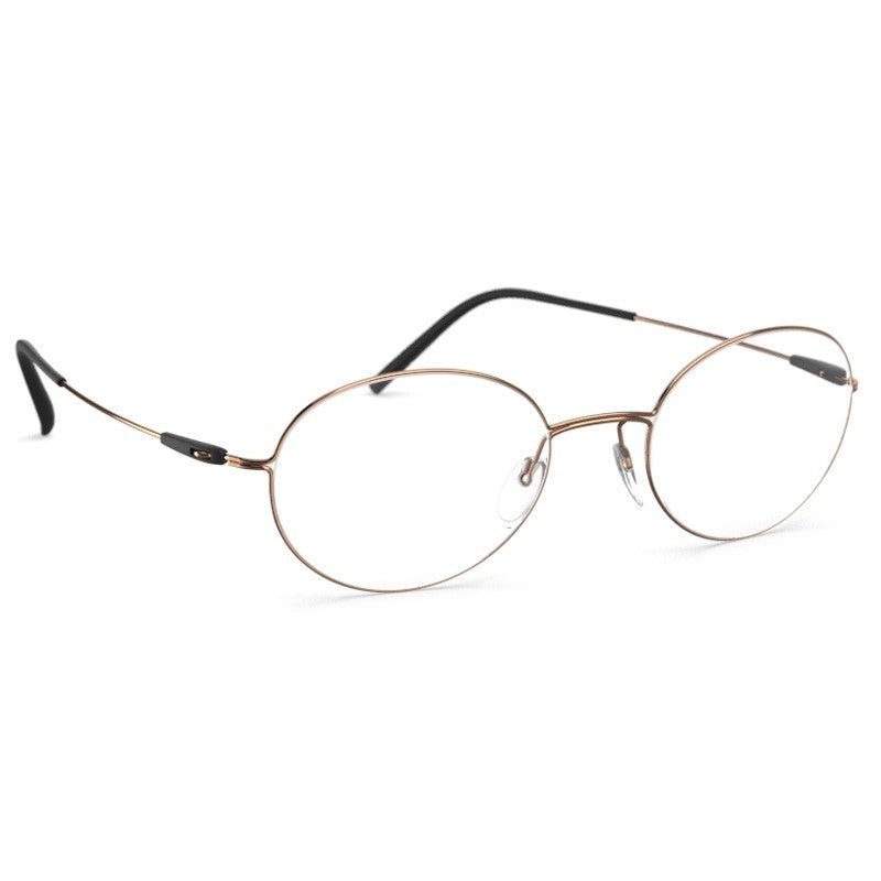 Brille Silhouette, Modell: DynamicsColorwaveFullrim5524 Farbe: 6340