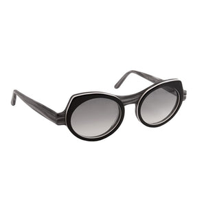Sonnenbrille SEEOO, Modell: WomanSun Farbe: Black