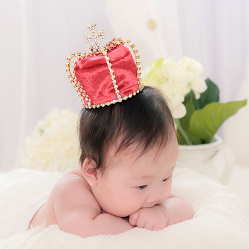 Baby Mini Crowns