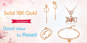 Dropship Gold Jewelry