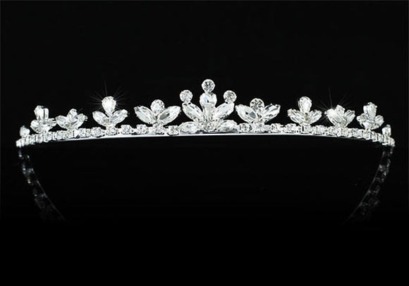 Wedding Bridal Party Bridesmaid Prom Crystal Headband Tiara XT1746