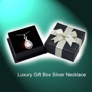 Luxury Gift Box for 925 Silver Necklace $2.50