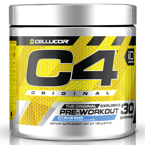Cellucor C4 iD Pre-Workout