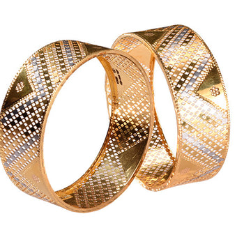 Khimji Gold Bangle- KD-CR-0001