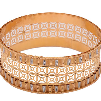 Khimji Gold Bangle- KD-CR-0013