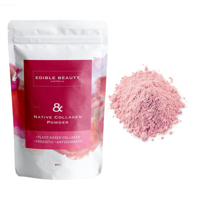 Edible Beauty Native Plant-based Collagen Powder
