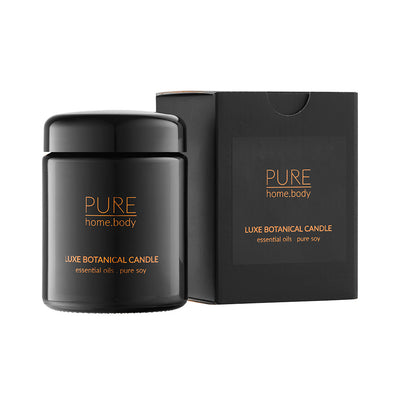 Luxe Botanical Candle