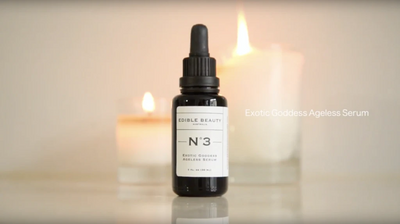 Edible Beauty - No.3 Exotic Goddess Ageless Serum
