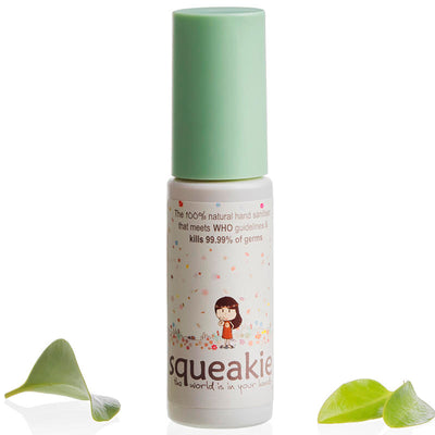 Squeakie Natural Hand Sanitiser