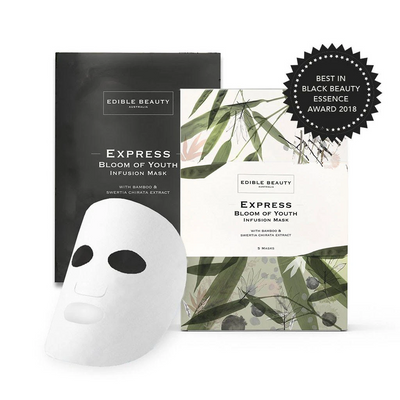 Edible Beauty - Express: Bloom of Youth Infusion Mask