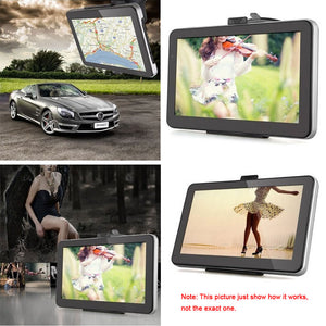 "Car GPS Navigation | 7"" HD Touch Screen Portable"