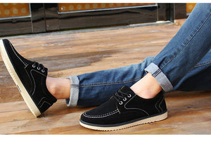 Laces Sneakers (Black)  high quality hard jeans canvas