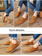 Laces Sneakers (Brown)  high quality hard jeans canvas