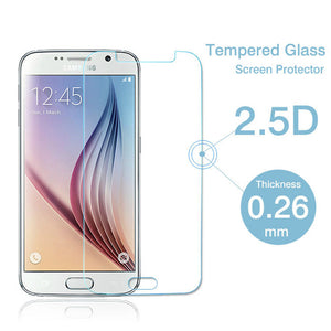 Tempered Glass Screen Protector for Samsung Galaxy S6
