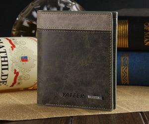 Fashion Men's Wallet | Matte leather