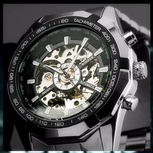 Automatic Mechanical Men Watch (Military Style)