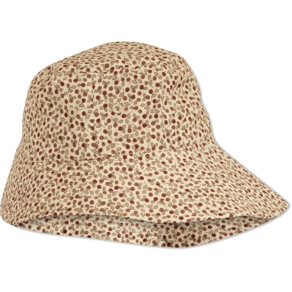 Konges Sløjd ApS ACACIA SUNHAT ACCESSORIES ROSARAIE RED