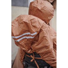 Konges Sløjd ApS BIKECYCLE RAINCOVER COVERS COGNAC