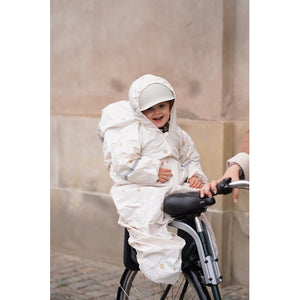 Konges Sløjd ApS BIKECYCLE RAINCOVER COVERS LEMON