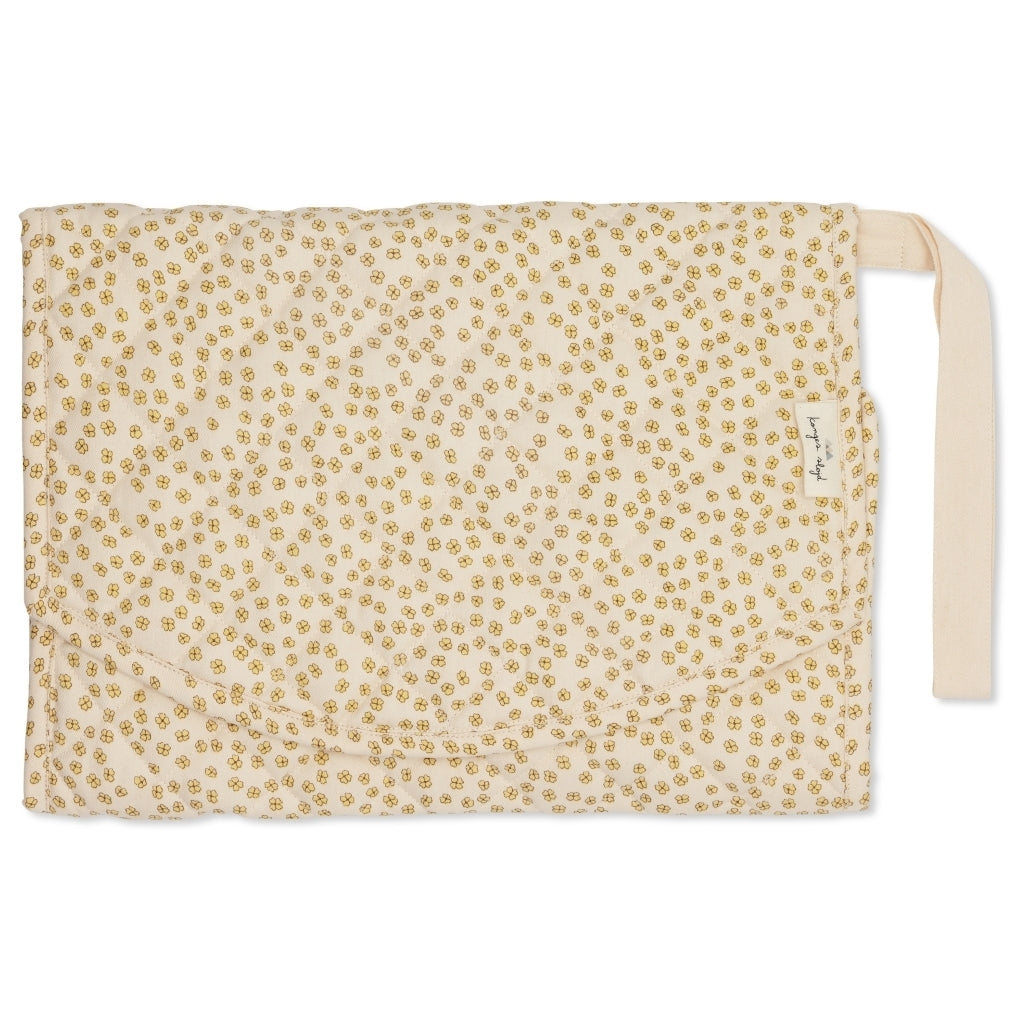 Konges Sløjd ApS CHANGING PAD NURSERY BUTTERCUP YELLOW