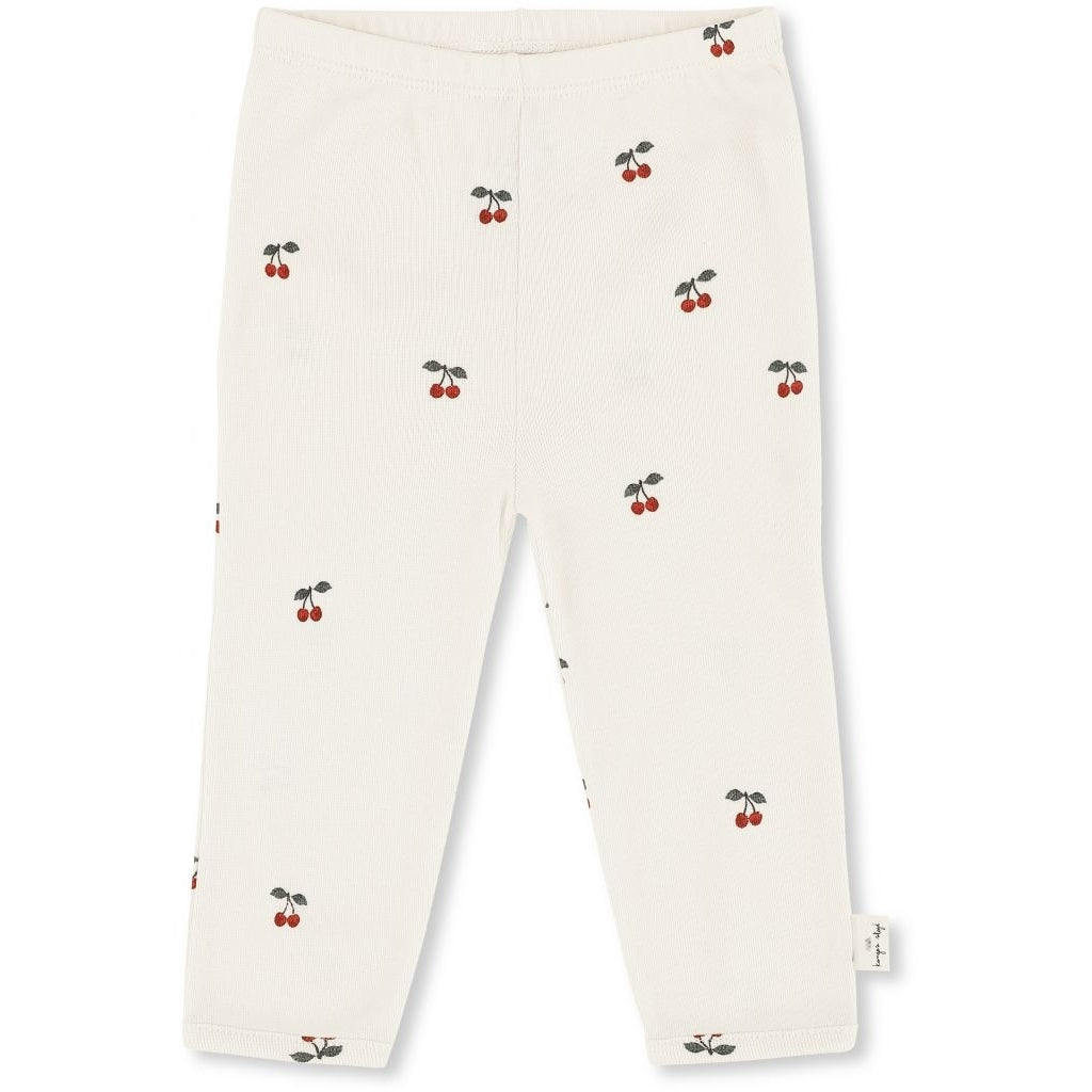 Konges Sløjd ApS NEW BORN PANTS NEW BORN CHERRY