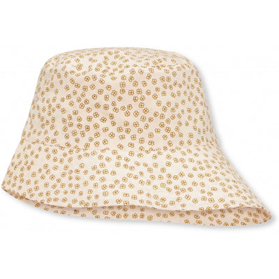 Konges Sløjd ApS PILOU SUNHAT ACCESSORIES BUTTERCUP YELLOW