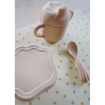 Konges Sløjd ApS PLACEMAT SILICONE TABLEWARE BUTTERCUP