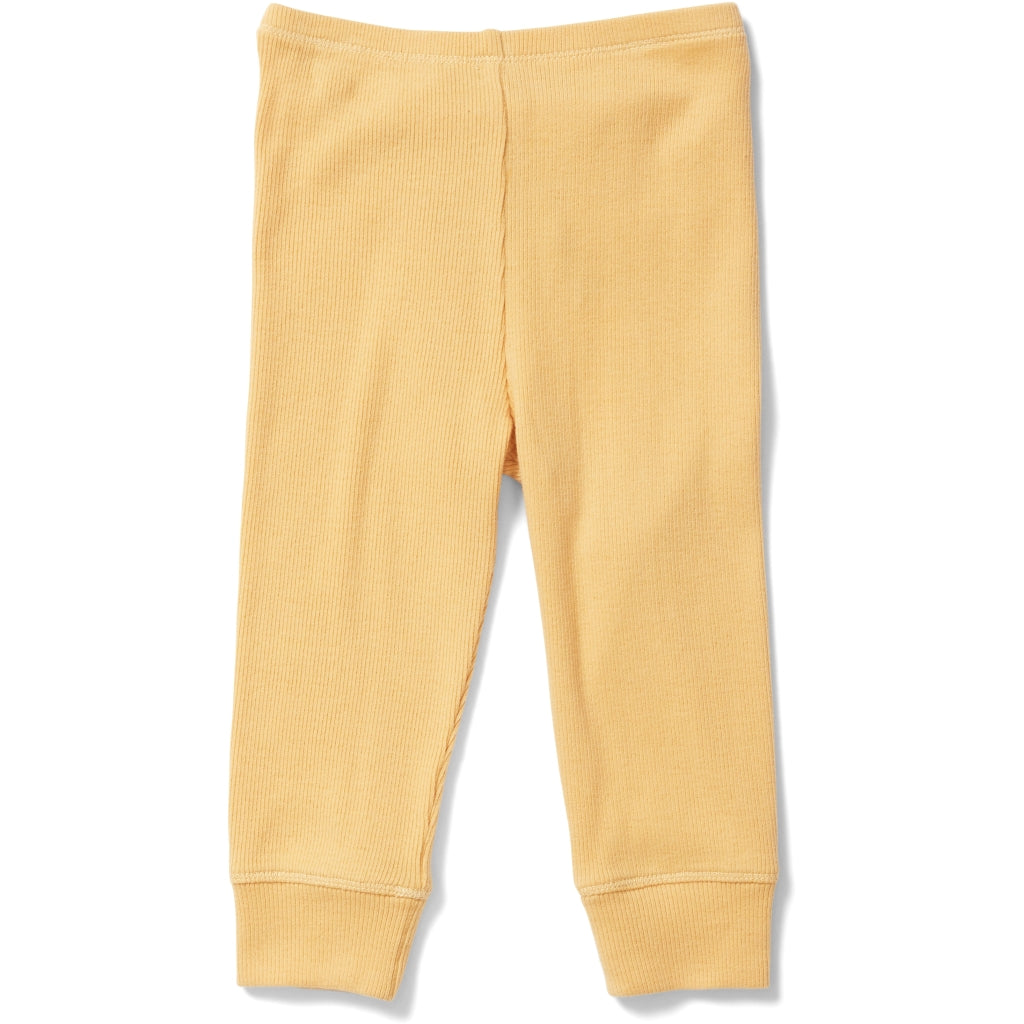 Konges Sløjd ApS SIFF LEGGINGS PANTS ORANGE SORBET