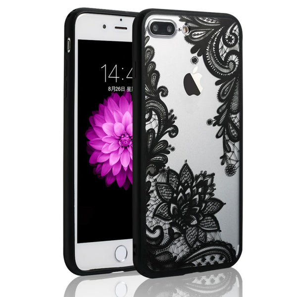 Sexy Retro Floral iPhone case - JSEJ Styles