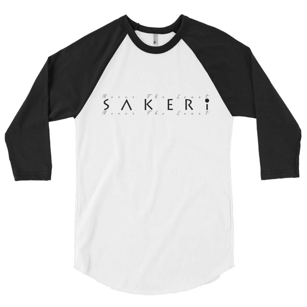 Sakeri® - Never The Least 3/4 Sleeve - JSEJ Styles