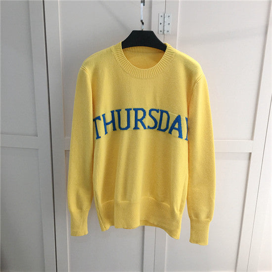 Knitted Day Sweater - JSEJ Styles