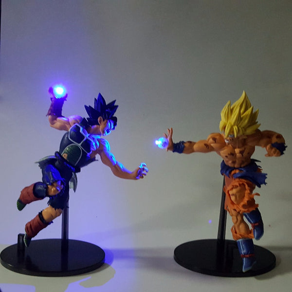 Action Figures DBZ Led Light - JSEJ Styles