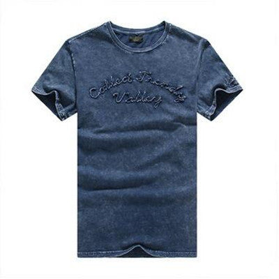 Valley Embroidery T-Shirt - JSEJ Styles