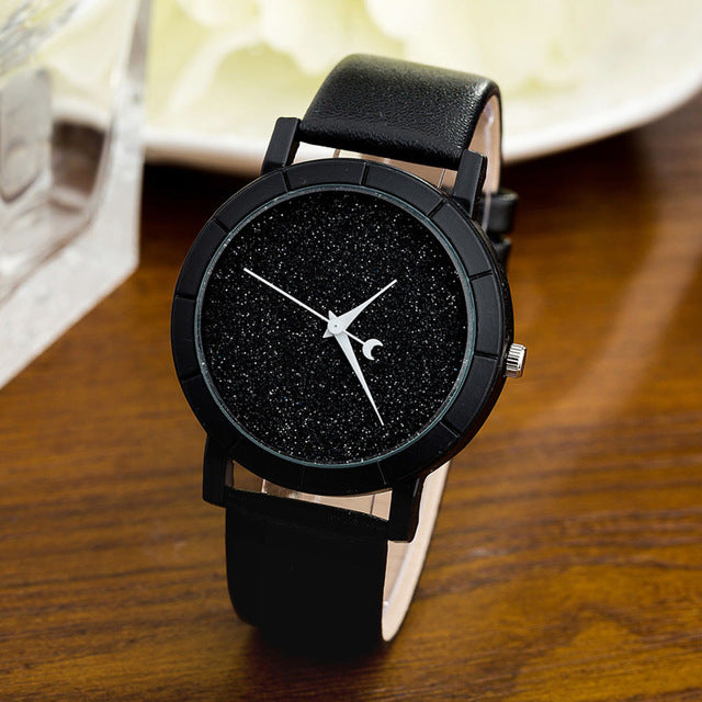 Leather Strap Bracelet Watch - JSEJ Styles