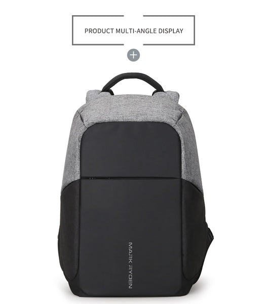 "MRBest ""Classic"" Anti-Theft Backpack - JSEJ Styles"