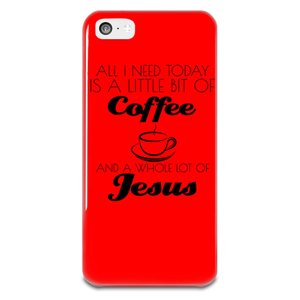 All I Need Today iPhone Case - JSEJ Styles