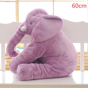 Plush Elephant Pillow Baby Toy - JSEJ Styles