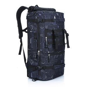 Men's Tactical Mountaineering Backpack