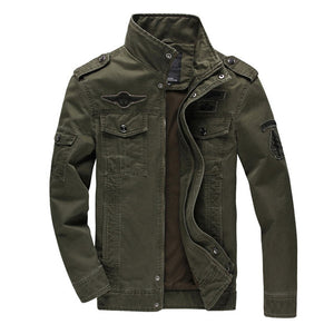 Tactical Bomber Jacket - JSEJ Styles