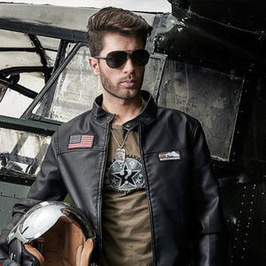 Black Bird Bomber Jacket - JSEJ Styles