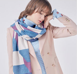 Luxury Winter Fille Scarf - JSEJ Styles