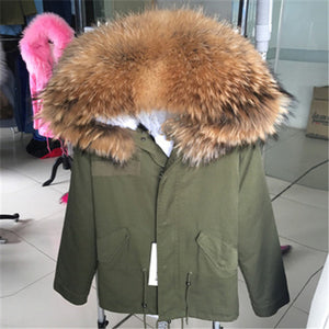 Fur Winter Coat - JSEJ Styles
