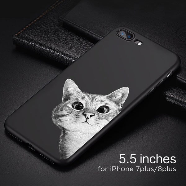 Space Cat Panda iPhone Case - JSEJ Styles