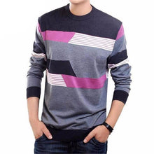 O-Neck Knitted Sweater - JSEJ Styles