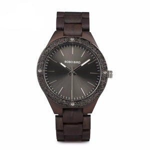 Golden/Black Out Dial Quartz Watch Men - JSEJ Styles