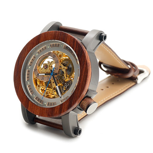 Automatic Mechanical Watch Men - JSEJ Styles