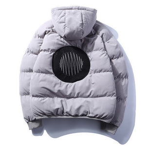 Thick Winter Hooded Jacket - JSEJ Styles