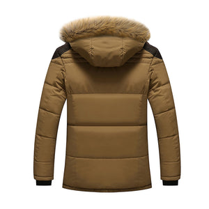 P114 Tough Warm Jacket - JSEJ Styles