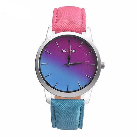Rainbow Watch Unisex - JSEJ Styles