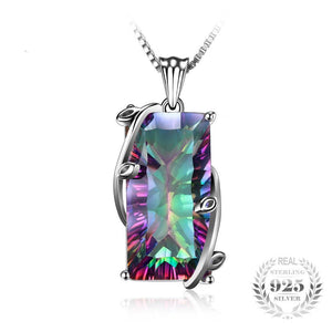 Defined Mystique Necklace Charm 925 Sterling Silver - JSEJ Styles